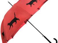 Soutěž o červený holový deštník Blooming Brollies
