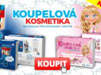 Soutěž o koupelovou kosmetiku pro děti - Princezna a Pixel