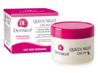 Zapojte se do soutěže a získejte Dermacol Queen Night Cream