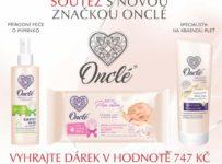Soutěž o 5 balíčků kosmetických výrobků Onclé