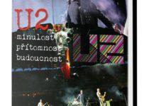 Soutěž o knihu U2 - minulost, přítomnost, budoucnost