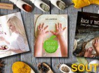Soutěž o tři kuchařky z produkce ALBATROS MEDIA