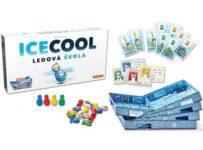 Soutěž o 3x stolní hru IceCool - ledová škola