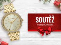 Vánoční soutěž o dámské hodinky Michael Kors