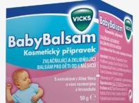 Vyhrajte Vicks BabyBalsam pro Vaše miminko