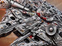 Kup jakoukoli LEGO® stavebnici a vyhraj LEGO® Millenium Falcon 75192