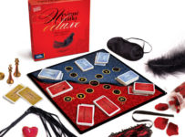 Soutěž o 3x erotickou hru Nevinné hrátky Deluxe od Albi