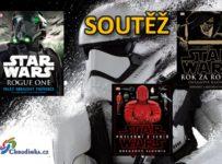 Soutěž o tři knihy STAR WARS