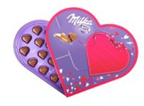 Vyhrajte valentýnskou edici srdíčkových pralinek Milka