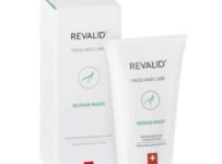 Intenzivní péče pro vaše vlasy s maskou Revalid