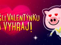 Nakresli Pigymu Valentýnku a vyhraj