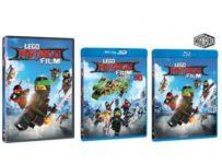 Soutěž o 3x DVD Lego Ninjago film
