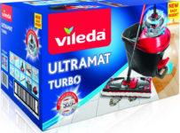 Soutěž o plochý mop Ultramat TURBO od Viledy