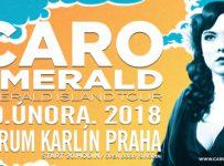 Soutěž o vstupenky na koncert Caro Emerald