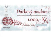 Soutěž o Valentýnský poukaz v hodnotě 1000 korun na stříbrné šperky