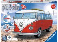Soutěž o jedinečné 3D puzzle VW Bulli. Získejte ho!