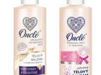 Soutěž o balíček přírodní kosmetiky Onclé pro maminku a miminko