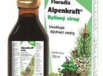Soutěž o doplněk stravy Salus Floradix Alpenkraft