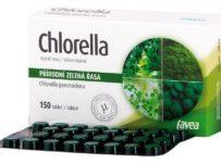 Vyhrajte 3x balíček přírodní zelené řasy Chlorella