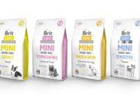 Vyhrajte balení krmiva Brit Care Mini