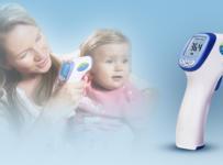 Vyhrajte jeden z 5 lékařských bezkontaktních teploměrů Metric 308 SMART