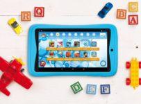 Vyhrajte pro něj dětský tablet od Alcatelu, sedmipalcový tablet A3 7 KIDS
