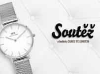 Soutěž o stříbrné dámské hodinky Daniel Wellington