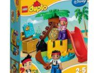 Soutěž o Lego Duplo 10604 Jake a piráti ze Země Nezemě Ostrov pokladů