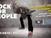 Soutěž o 2 celofestivalové vstupenky na Rock For People