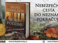 Sutěž o knihu Bubny podzimu