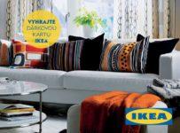 Vyhrajte dárkovou kartu IKEA v hodnotě 10 000 Kč