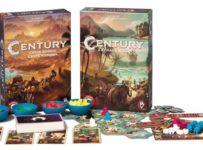 Soutěž o deskovou hru Century II. – Zázraky Východu
