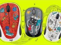 Soutěž o myš Logitech M238 v designové kolekci Logitech 2017 Doodle Collection