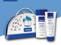 Soutěžte o dárkové kufříky Linola na citlivou a suchou pokožku