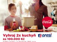 Vyhraj 2x kuchyň Oresi za 100 000 Kč nebo jednu z dalších 150 cen