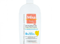 Vyhrajte mycí gel pro děti Mixa