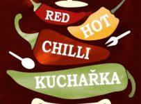 Soutěž o knihu Red Hot Chilli kuchařka