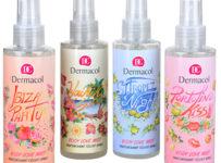 Srpnová soutěž o 4 parfémové spreje Dermacol