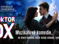 Vyhrajte 2 vstupenky na předpremiéru muzikálu Doktor OX