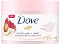 Vyhrajte Dove exfoliační tělový peeling