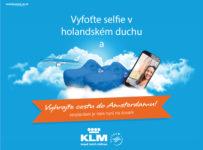 Vyhrajte s leteckou společností KLM výlet do Amsterdamu pro dvě osoby včetně ubytování