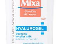 Získejte Mixa čistící micelární mléko pro velmi suchou pleť