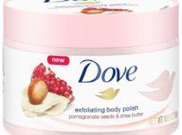 Soutěž o Dove peeling se semínky z granátových jablek