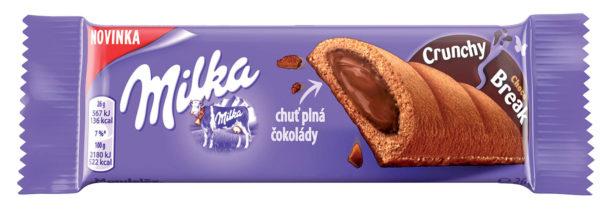 Vyhrajte sušenky Milka na podzimní výlety s rodinou