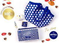Soutěž o 100 balíčků s výrobky pleťové kosmetiky NIVEA Q10 Power