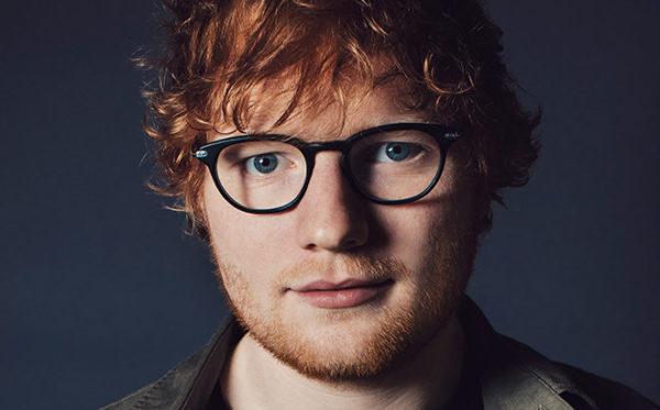 Soutěž o 2 vstupenky na koncert Eda Sheerana