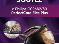 Soutěž o Philips GC9682-80 PerfectCare Elite Plus