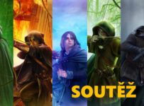 Soutěž o první čtyři fantasy knihy ze série Hraničářův učeň