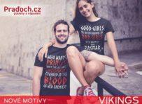 Soutěž o tričko Vikings