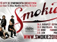 Soutěž o vstupenky na velkolepý koncert skupiny SMOKIE